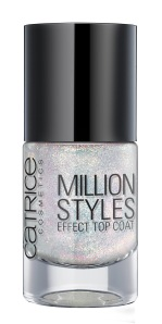 Catrice Million Styles Effect Top Coat 02  Holo, Que Tal?